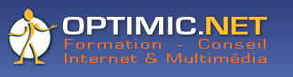 optimic.net conseil développement internet & multimedia